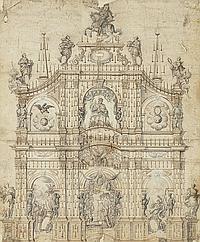 ATTRIBUE A PIERRE-PAUL SEVIN (TOURNON 1650-1710)