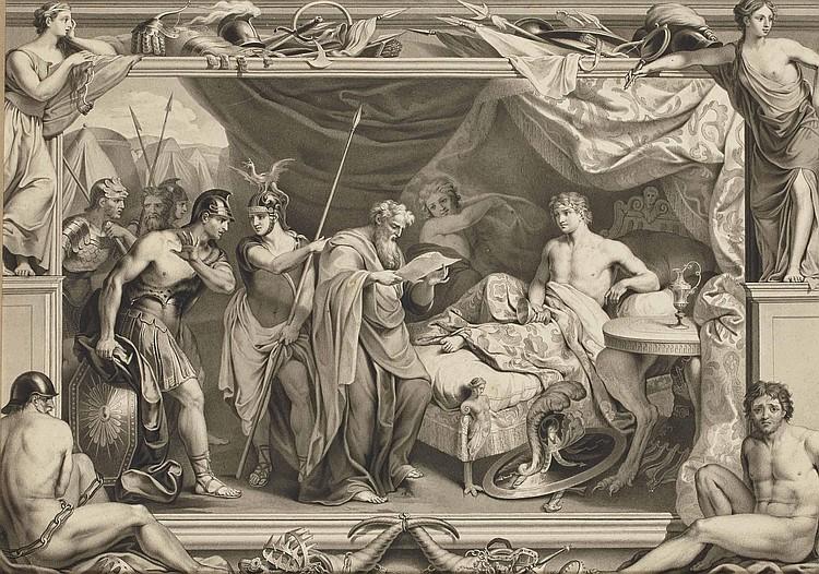 ENTOURAGE DE CHARLES LE BRUN (PARIS 1619-1690)