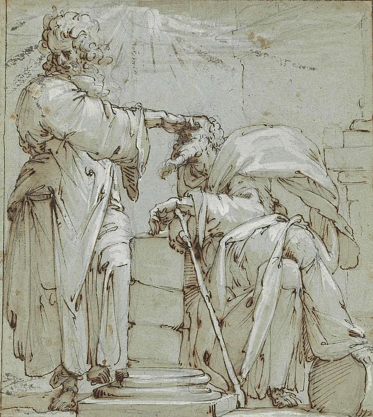 GIULIO BENSO (PIEVE DI TECO 1592-1668)