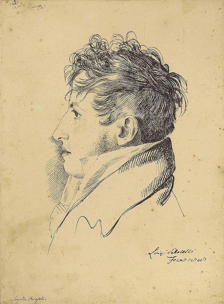 LUIGI SABATELLI (FLORENCE 1772-1850 MILAN)
