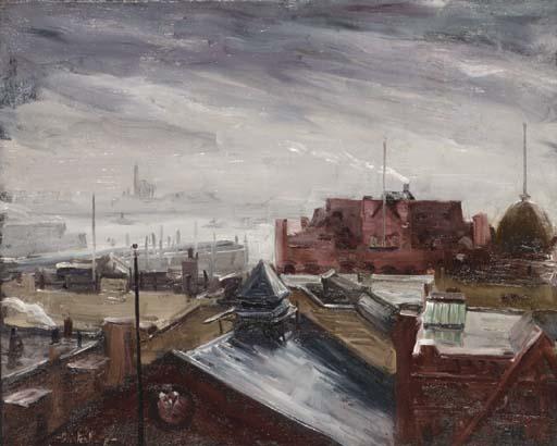 Hendrik J. Glintenkamp (1887-1946)