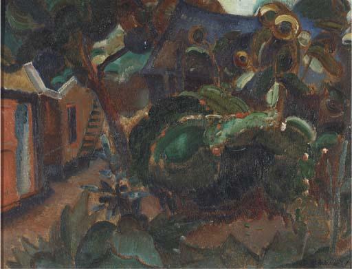 Mommie Schwarz (Dutch, 1876-1942)