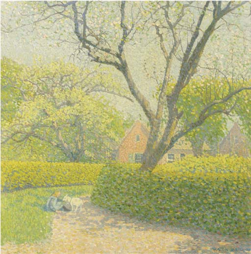 Ferdinand Hart Nibbrig (Dutch, 1866-1915)