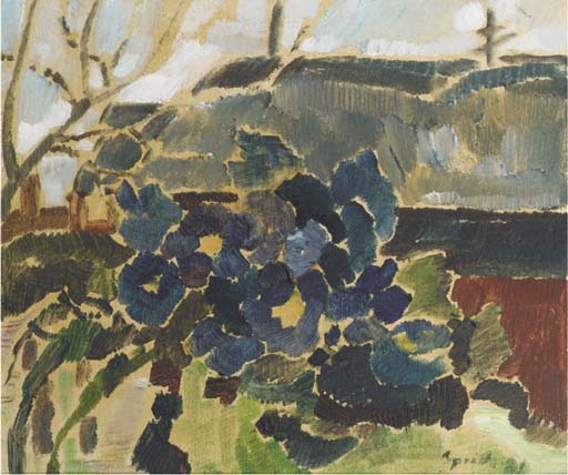 Siegward Sprotte (German, B.1913)