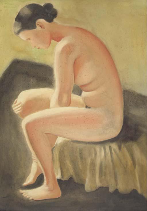 Léon de Vos (Belgian, 1897-1974)