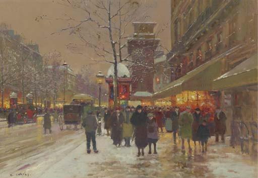 Edouard Léon Cortès (French, 1882-1969)