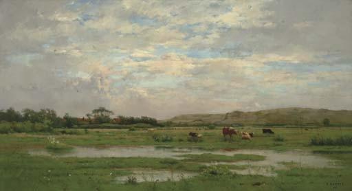 Pierre Emmanuel Eugene Damoye (French, 1847-1916)