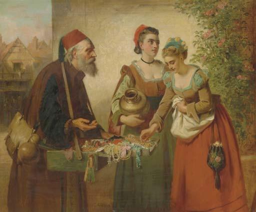 Edward Charles Barnes (British, 1830-1882)