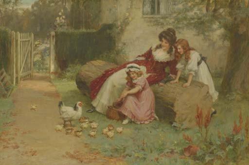 George Sheridan Knowles (British, 1863-1931)