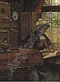 Charles Boom (Belgian, 1854-1939), Karel Boom, Click for value
