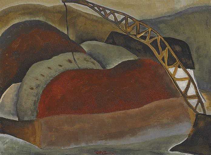 Arthur Garfield Dove (1880-1946)