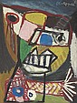 Karel Appel (1921-2006) , Karel Appel, Click for value