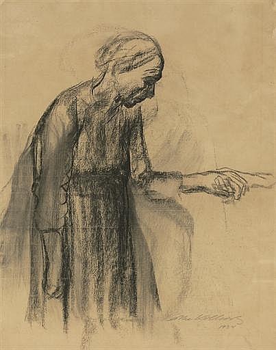 Käthe Kollwitz (1867-1945)