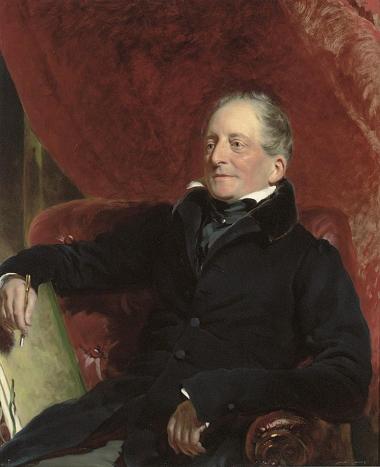 George Patten, A.R.A. (1801-1865)
