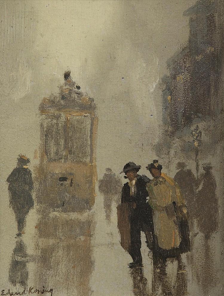 Edzard Willem Koning (1869-1954)
