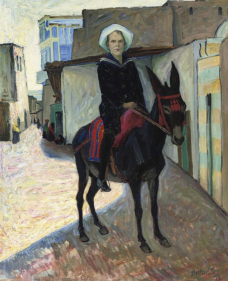 August Heitmüller (1873-1935)