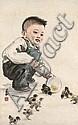 JIANG ZHAOHE (1904-1986)                                        , Zhaohe Jiang, Click for value