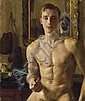 Konstantin Somov (1869-1939)                                        , Konstantin Somov, Click for value