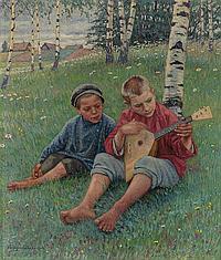 Nikolai Bogdanov-Belsky (1866-1945)
