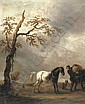 Pieter Wouwerman (Haarlem 1623-1682 Amsterdam), Pieter (1623) Wouwerman, Click for value