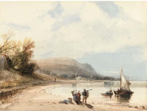 Edward Hargitt, R.I. (1835-1895)