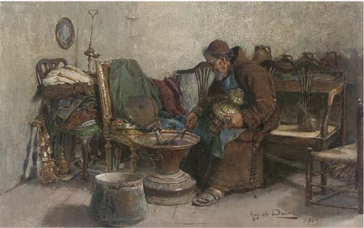 Augusto Daini (Italian, 1860-1920)