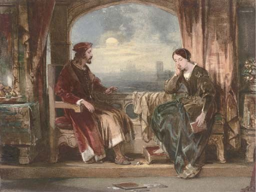 George Cattermole (1800-1868)