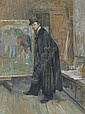 Henri de Toulouse-Lautrec (1864-1901) , Henri de Toulouse-Lautrec, Click for value