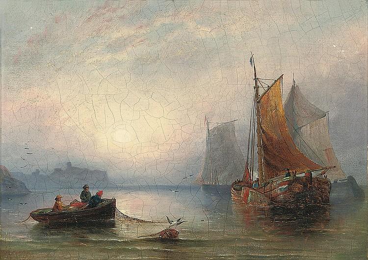 Joseph Newington Carter (1835-1871)