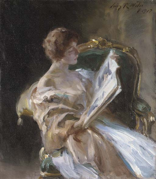 Irving Ramsey Wiles (1861-1948)