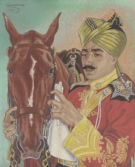 Ammed yar Khan, Rampur lancers