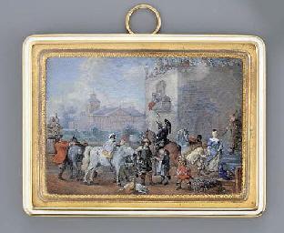HENRI-JOSEPH VAN BLARENBERGHE (1750-1826)