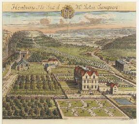 JAN KIP (1653-1722)