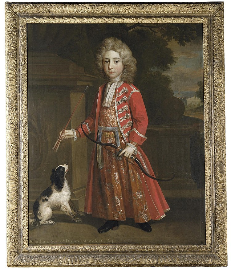 Thomas Murray (?Scotland 1663-1735 London)
