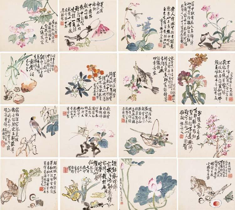 LI SHAN (1686-1756)