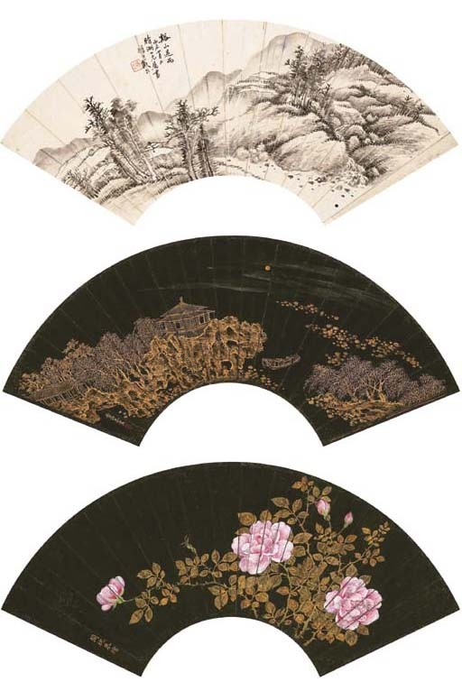 VARIOUS ARTISTS OF QING