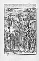 RINGMANN, Philesius [i.e. Matthias] (c.1482-1511) and Urs GRAF (c.1485-1529). <I> Passio nomini</I>, Urs Graf, Click for value
