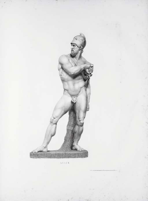 CANOVA, Antonio (1757-1822). [<I>Works</I>]. [?Rome: 1820].
