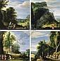 Paul Bril (Antwerp c. 1554-1626 Rome), Paul Bril, Click for value