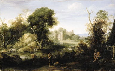 Bartholomeus Breenbergh (Deventer 1598-1657 Antwerp)