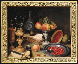 Georg Flegel (Olmtz, Moravia 1566-1638 Frankfurt)