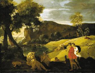 Nicolas Poussin (Les Andelys 1594-1665 Rome)