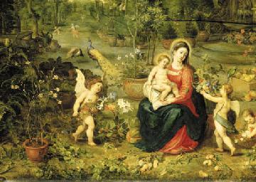 Jan Brueghel II (Antwerp 1601-1678) and Hendrick van Balen (Antwerp 1575-1632)