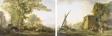 Abraham-Louis-Rodolphe Ducros (Moudon 1748-1810 Lausanne)