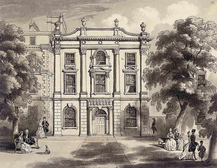 Henry Venn Lansdown (1806-1860)