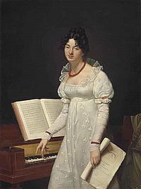 Adèle Romany (? 1769-1846 Paris)