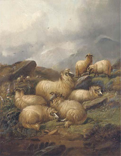 Alfred Morris (fl.1853-1873)