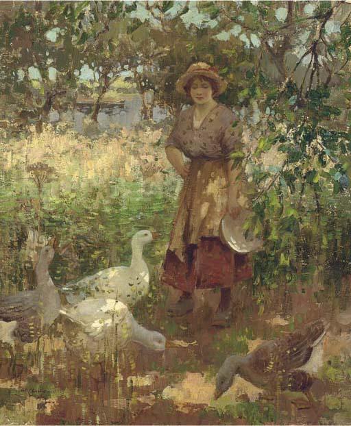 William Hannah Clarke (1882-1924)