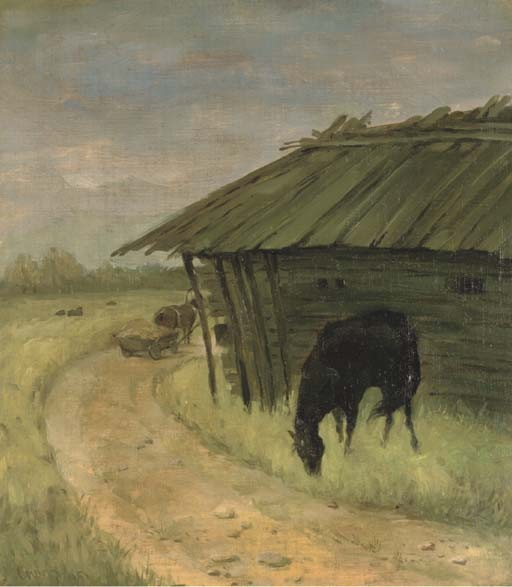 Valentin Serov Paintings For Sale