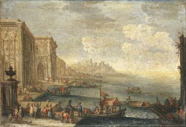 Gherardo Poli (Florence c. 1680-1739 Pisa)